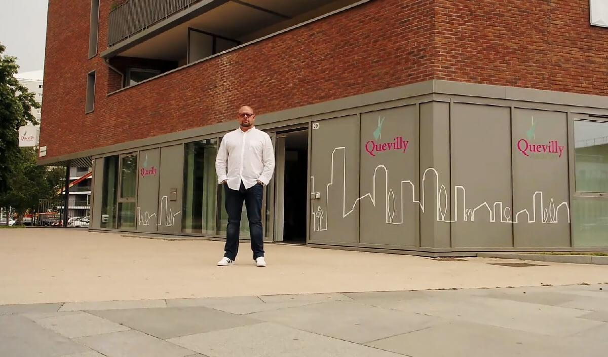 Témoignage vidéo : Le bailleur social Quevilly Habitat a souhaité mettre en lumière ses agents. Convivialité, cohésion, découverte du patrimoine