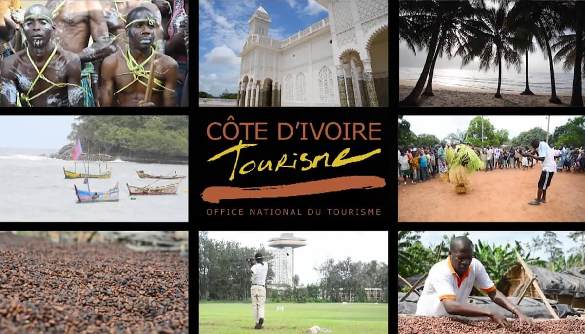 Pour développer son image touristique à l'extérieur de son pays, le ministère du tourisme de la Côte d'Ivoire a sollicité Convergence Images, riche de son expérience dans la promotion des pays.