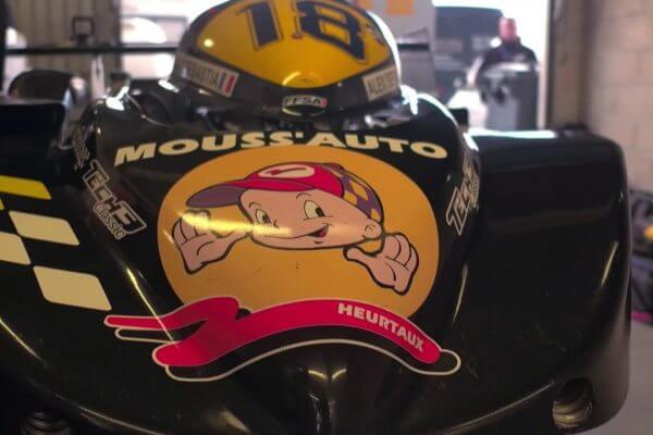 Convergence images a réalisé une vidéo pour la société Heurtaux lors des championnats d'Europe de Superkart 250 qui se sont déroulés au circuit emblématique Bugatti du Mans.