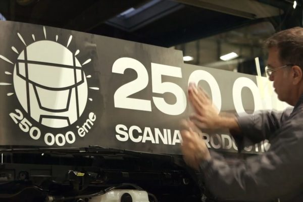 Vidéo corporate NTG Scania 250000